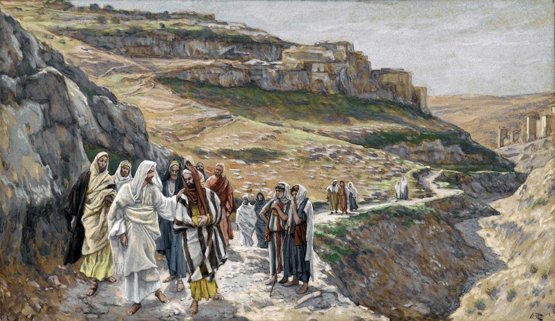 Juan 12, 20-33 - 2