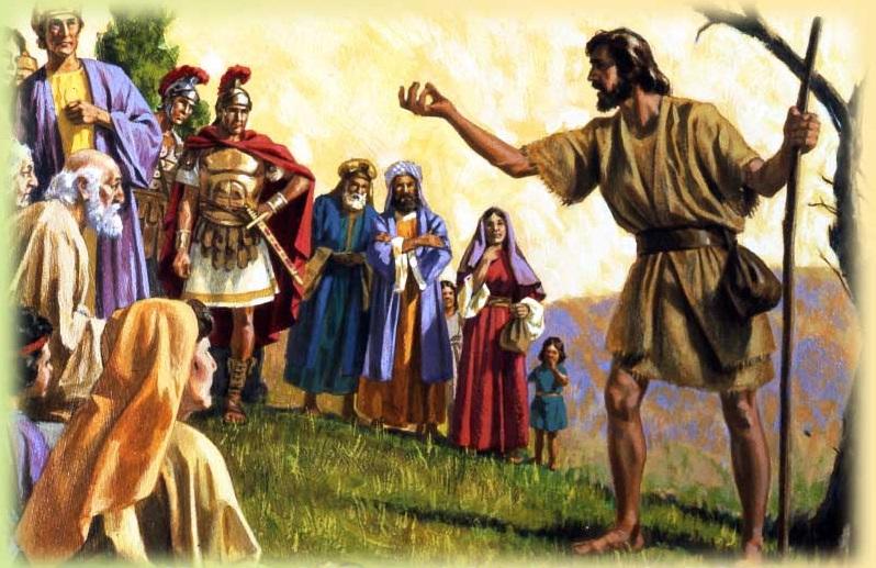 Lucas 3, 10-18 - 1