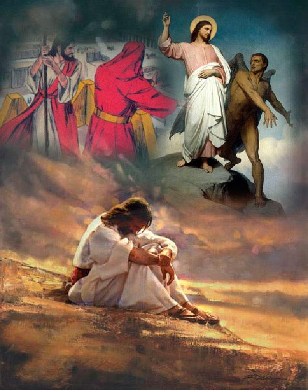 Lucas 4, 1-13 - 4