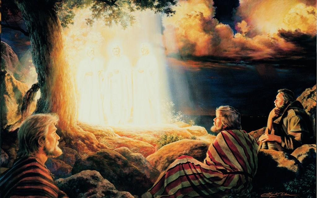 Lucas 9, 28-36 - 2