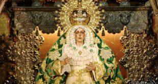 Virgen de la Macarena: Viernes de Dolores en el #Coronavirus