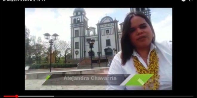 Alejandra Chavarría