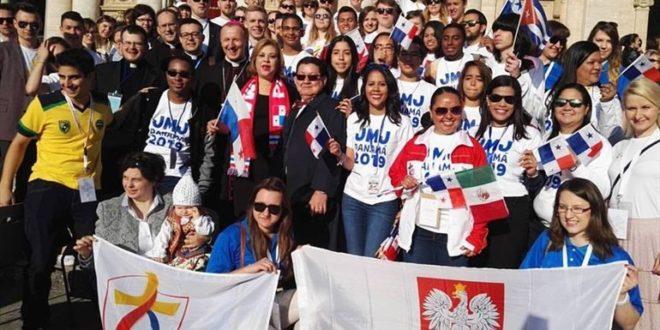 Así se vivió la entrega de la Cruz de la JMJ; la crónica con Lorena Pacho
