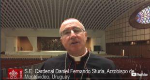 Cardenal Montevideo Daniel Sturla