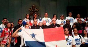 Cardenal y jóvenes comparten sus esperanzas hacia la JMJ Panamá 2019