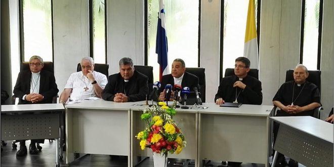 Entrevista a Monseñor Manuel Ochogavía, Secretario General de la Conferencia Episcopal de Panamá