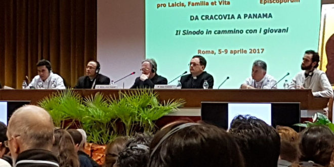 Iglesia católica panameña evalúa aspectos logísticos de la JMJ en Roma