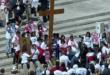 Jóvenes panameños recibirán íconos de la JMJ 2019 en la Plaza de San Pedro