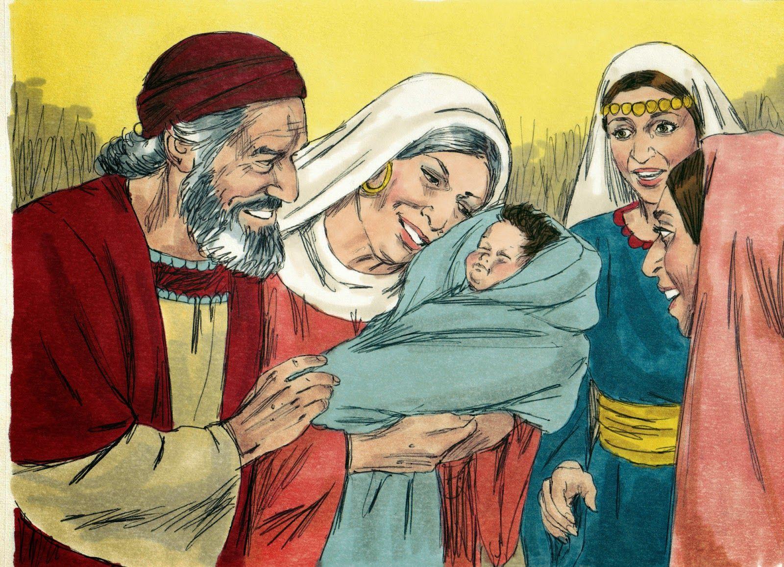 Domingo del Nacimiento de Juan el Bautista Ciclo B – Cristonautas.com