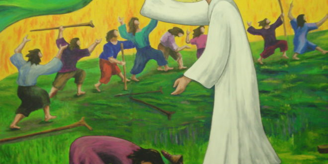 Marcos 1, 40-45 - 2