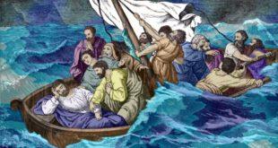 Marcos 4, 35-41 -2