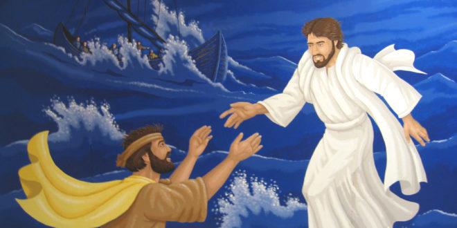 Mateo 14, 22-33 - 2