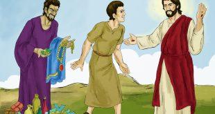 Mateo 6, 24-34 - 2