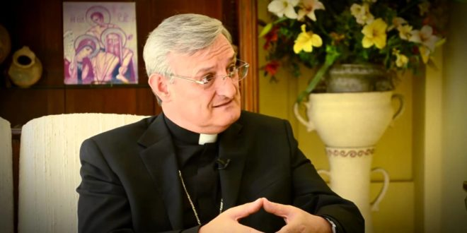 Mons. Carrascosa La JMJ será el acontecimiento más grande que haya sucedido en Panamá