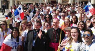 Monseñor Ulloa pide la oportunidad al país con JMJ 2019